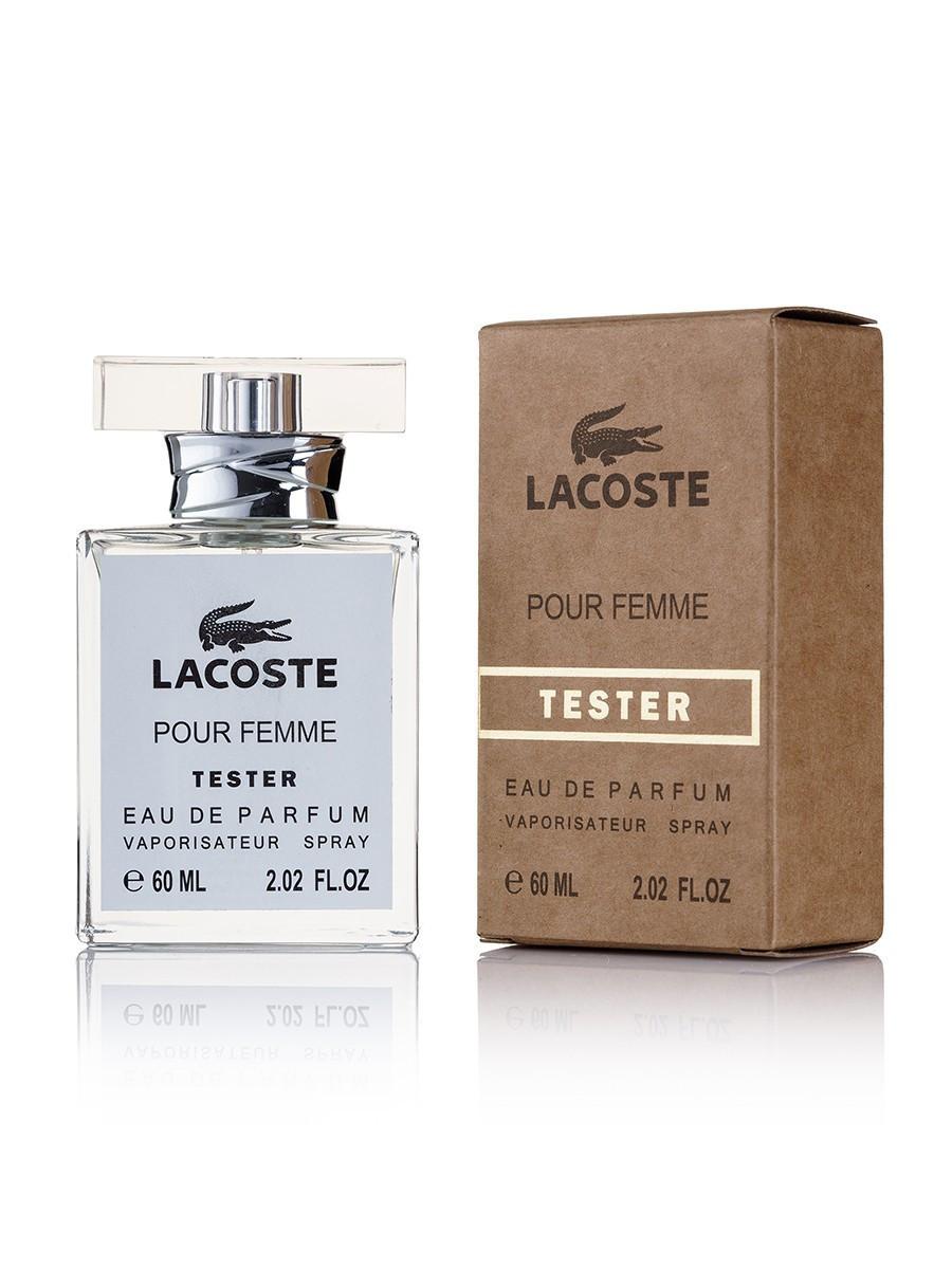 Tester женская туалетная вода Lacoste Pour Femme 60 ml ОАЭ NEW