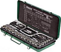 """Набор инструментов 1/2"""" 30 пр., 6гран. (8-32 мм) HANS tools 4630M"""