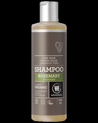 Органический шампунь Urtekram для тонких волос, Розмарин, 250 мл