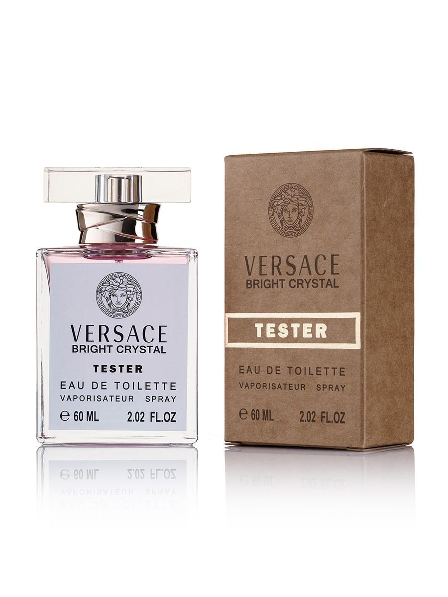 Tester женская туалетная вода Versace Bright Crystal 60 ml ОАЭ NEW