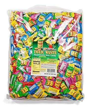 Toxic Waste Sour Candy Mix 3 kg