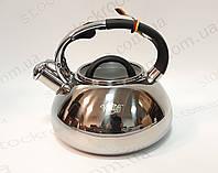 Чайник з нержавіючої сталі Krauff 26-242-029 Satellit