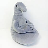 Мягкая игрушка-антистресс Мягкая игрушка Плюшевый Ждун 20 см, Почекун 20 см