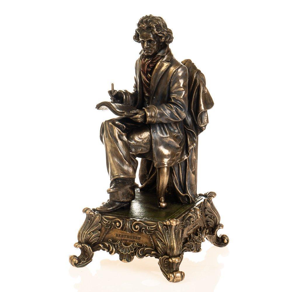 Статуэтка Veronese Людвиг Ван Бетховен 27 см 77385