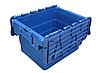 Пластиковый контейнер с крышкой SPKM 4325 (300х400хН250мм) объем 21.0 л
