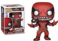Фигурка Funko Pop Фанко Поп Марвел Битва Чемпионов Веномпул Marvel Deadpool 10 см DP V 300