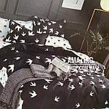 Постельное белье | Постільна білизна | Комплект постельного белья (простынь на резинке). Размер - Полуторный, фото 2