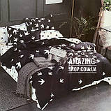 Постельное белье | Постільна білизна | Комплект постельного белья (простынь на резинке). Размер - Полуторный, фото 3