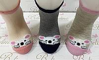 Носки хлопковые для девочек 1-2 года ТМ Belino 9889612730181