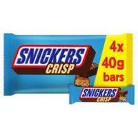Snickers Crisper 160 g