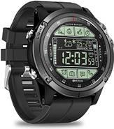 Умные часы Zeblaze VIBE 3S с автономной работой до 24 месяцев (Черный), фото 2