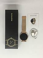 Умные часы Lemfo K88H с пульсометром (Бронзовый), фото 3