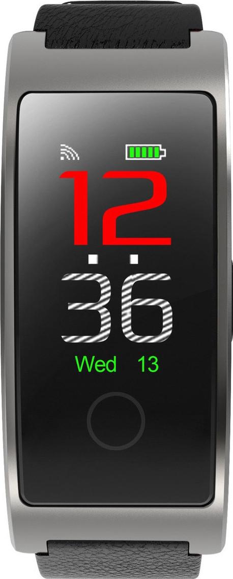 Умный фитнес-браслет Mavens fit CK11s Plus с измерением давления (Черный)