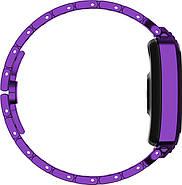 Умный фитнес браслет Finow B78 с цветным дисплеем и тонометром (Фиолетовый), фото 5