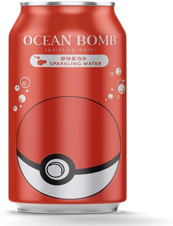 Ocean Bomb Pokemon Original Flavor 330 ml