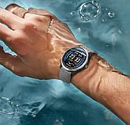 Умные часы Blaze Watch N58 с тонометром и ЭКГ (Серебристый), фото 4