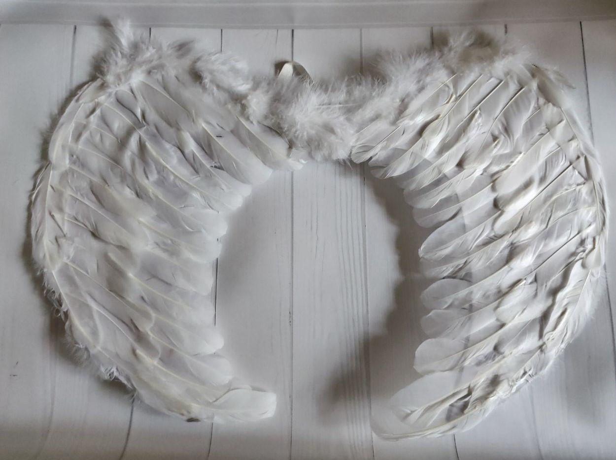 Белые крылья Ангела