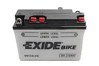 Аккумулятор Exide 6V 12AH/100A (6N12A-2D)