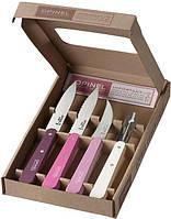 Набор ножей Opinel Les Essentiels Primarosa, фото 1