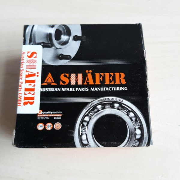 Усиленная Шаровая опора 7701468883. d-10 mm. SHAFER Австрия