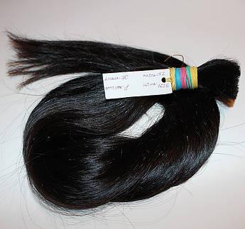Срез натуральных азиатских волос