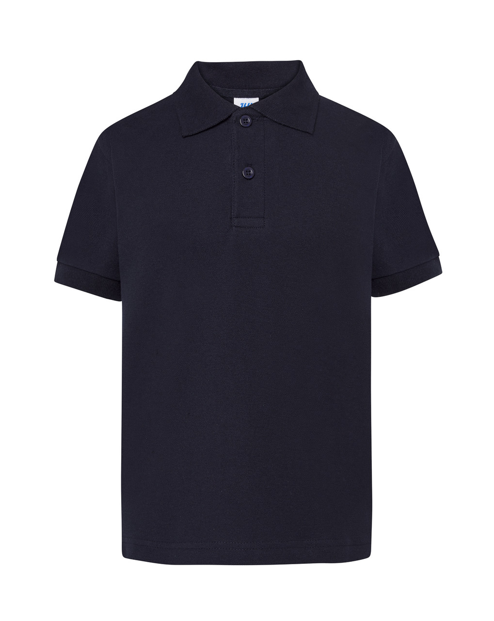 Детская футболка-поло JHK KID POLO цвет темно-синий (NY)