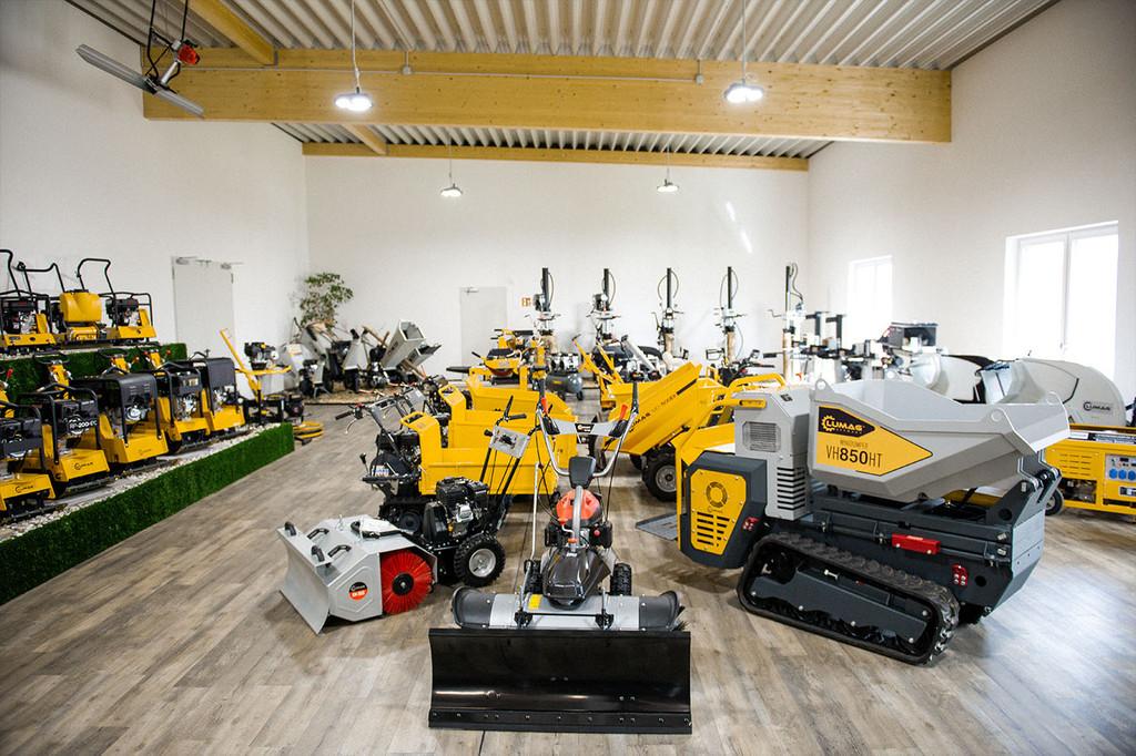 Оборудование Lumag - старт продаж в Украине!