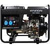 Дизельный генератор Hyundai DHY 7500LE  | БЕСПЛАТНАЯ ДОСТАВКА!, фото 2
