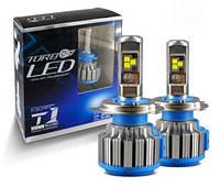 Светодиодные автомобильные лампы Led H4, фото 1