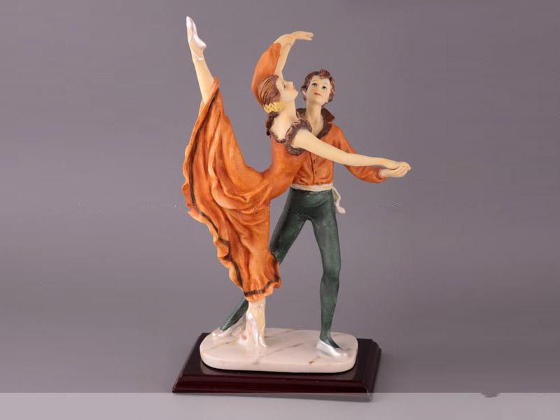Статуэтка Пара в танце 37 см полистоун