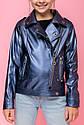 Модная куртка косуха для девочки ТМ Барбаррис vkd-21 Размеры 134 - 164, фото 3