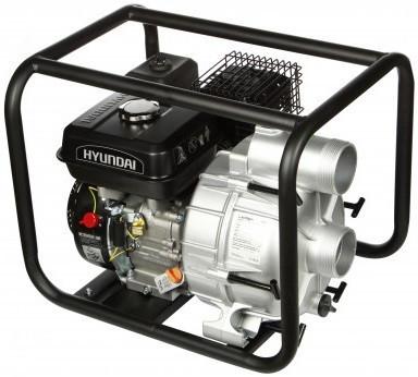 Мотопомпа для грязной воды Hyundai HYT 83  | БЕСПЛАТНАЯ ДОСТАВКА!
