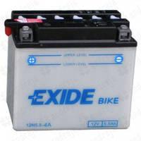 Аккумулятор Exide 12V 5.5AH/60A (12N5.5-3B)