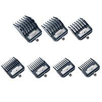 Набор насадок Andis Master Premium Metal Clip Combs, 7шт (AN 33645), фото 3