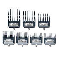Набор насадок Andis Master Premium Metal Clip Combs, 7шт (AN 33645), фото 2
