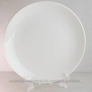 Тарелка для сублимации 3D 25 см