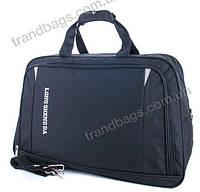 Дорожная сумка 1831 blackдорожные сумки, спортивные сумки оптом недорого Одесса 7 км, фото 1