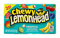 Lemonhead Chewy Tropical 23 g