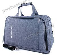 Дорожная сумка 1831 grey дорожные сумки, спортивные сумки оптом недорого Одесса 7 км, фото 1