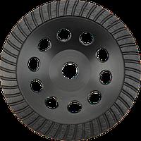 Диск 57H890 Graphite для шлифовки бетона 125 х 22,2 мм турбоволна