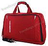 Дорожная сумка 1831 red дорожные сумки, спортивные сумки оптом недорого Одесса 7 км