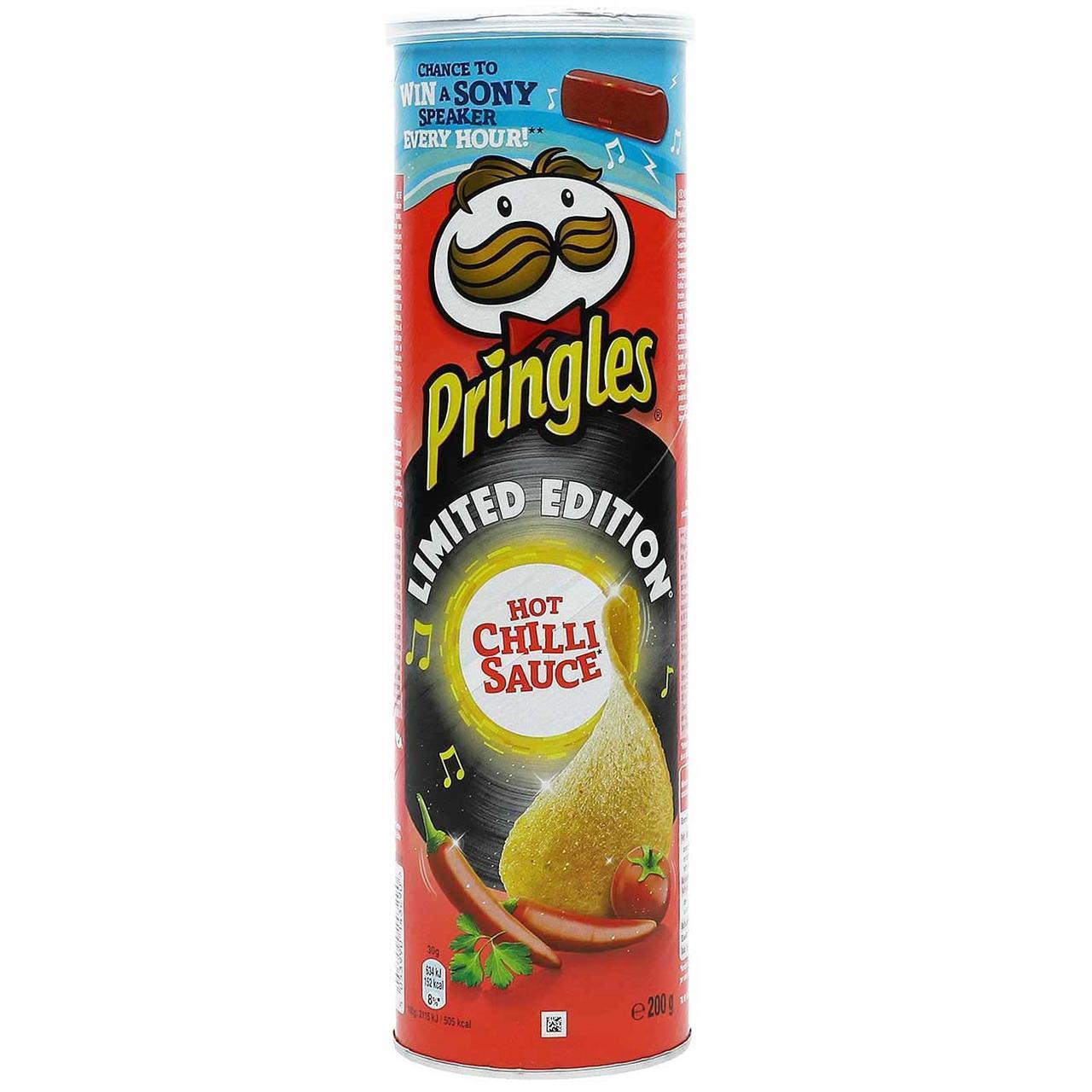 Pringles Hot Chili Sauce 200 g