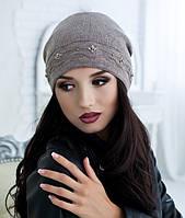 Зимняя женская шапка «Соренто»
