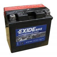 Аккумулятор Exide 12V 6AH/130A (ETZ7-BS)
