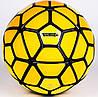 Мяч футбольный PREMIER LIGA желтый реплика, фото 2