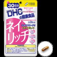 DHC Здоровые ногти 90 капсул (на 30 дней)