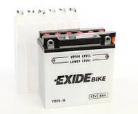Аккумулятор Exide 12V 8AH/100A (YB7L-B)