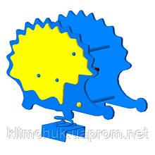 """Качалка  (гойдалка) на пружині """"Їжачок"""" для дитячих ігрових майданчиків KidSport"""