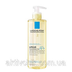 Очищаючий липидовосстанавливающее масло для душу і ванни La Roche-Posay Lipikar Huile Lavante 400 мл