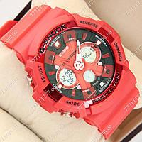 Часы мужские наручные Casio G-Shock GA-200 Red